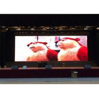 Buy cheap High Definition Fixed Advertising P4 Full Color Indoor SMD LED Display from wholesalers