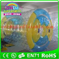 Buy cheap New style Games smart park Inflatable water poll roller giant colorful inflatable roller from wholesalers
