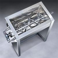 TOP42-2 spiral ribbon chemicals mixer machine