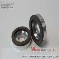 Buy cheap 6A2 Resin Bond Grinding Wheel Diamond CBN Cup Easy Recondition Industrial Alisa@moresuperhard.com from wholesalers