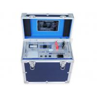 Buy cheap 40A DC Winding Resistance Measurement Kit, Transformer Test Equipment Strong Anti Interference from wholesalers