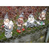 Buy cheap 2011 new hot polyresin handmade garden gnomes product