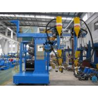 Buy cheap Cantilever H Beam Welding Machine / Submerged ARC Welding Machine from wholesalers