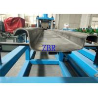 Buy cheap Building Material Custom Z Purlin Forming Machine Metal Roll Former 11-16 Forming Steps product
