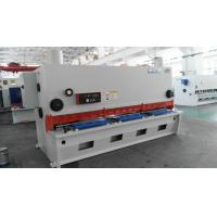 Buy cheap Stainless Steel Blade 16mm Thickness Guillotine Shear Machine for Sheet Cutting from wholesalers