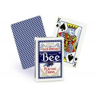 Buy cheap Flexible Bee No. 92 Marked Playing Cards For Gambling Cheating / Magic Show from wholesalers