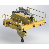 Buy cheap Electric Winch Dual Thruster Brake Winch for Overhead Crane NWB Series from wholesalers