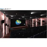 Buy cheap Reality Virtual 7.1 Audio System 5D Movie Theater With Luxury Motion Chair product