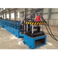 Buy cheap Heavy Duty Cable Tray Ladder Roll Forming Machine For Steel Structure Industry from wholesalers