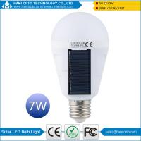 Buy cheap Portable Solar Panel Power LED Bulb Lamp Outdoor Camp Tent Fishing Light from wholesalers