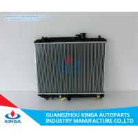 Buy cheap Aluminum Brazed Suzuki Radiator Custom Car Radiators For Suzuki Cultus / Swift GA11 OEM 17700 - 60G10 Year 95 product