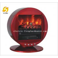 Buy cheap High Power Floor Standing Electric Fireplaces For Duplex Apartment Hall from wholesalers