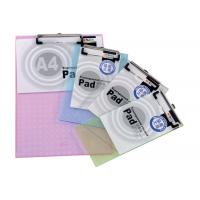 Buy cheap A5 poly project view folders colored file folders 2.7mm Thickness from wholesalers