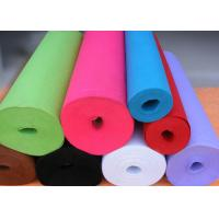 Buy cheap Cross Lapping Faux / Imitation / Synthetic Leather Fabric 80GSM - 300GSM from wholesalers
