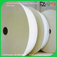 Buy cheap Colouring Offset Roll Paper with Excellent Quality from wholesalers