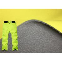 Buy cheap 75D Mechanical Stretch Fade Resistant Outdoor Fabric Cold Proof For Skiing Wear from wholesalers