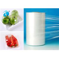 Buy cheap Polypropylene Heat Shrink Film Rolls for packaging large equipments from wholesalers