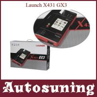 Buy cheap 2012 Newly Touch Screen Launch X431 GX3 scanner from wholesalers
