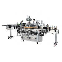 Buy cheap Top And Double Side Labeling Machine For  Jar / Container / Bottle from wholesalers