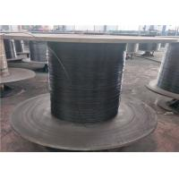 Buy cheap Full automatic high production hot-dipped galvanized wire making line from wholesalers