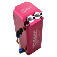 Buy cheap D1 SPEC Square Racing Universal Aluminum Breather Tank Oil Catch Tank from wholesalers