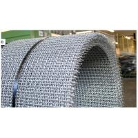 Buy cheap Acid Resisting Galvanized / Stainless Steel Pre Crimped Wire Fencing , SGS from wholesalers