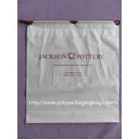 Buy cheap Dry Cleaning Shop Disposable Plastic Laundry Bag Poly Drawstring Bags / Lundry Bag / Laundri Bag from wholesalers
