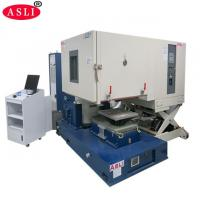 Buy cheap Climatic Single Door Thermal Temperature humidity Combined Vibration Test System Integrated from wholesalers