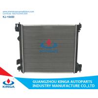 Buy cheap 2015 NISSAN QASHQAI J11 Auto Car Aluminum Plastic silver Radiator from wholesalers