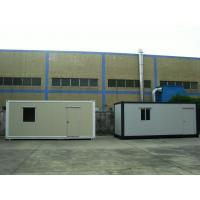 Buy cheap Sandwich Panel, PVC Window Container Modular House Improved Typed Prefab Unit from wholesalers