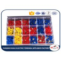 Buy cheap Customized Heat Shrink Terminal Assortment KLI-9917736 1200PCS from wholesalers