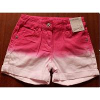 Buy cheap Primark Denim girl's shorts inventory ,Cheap Faded dyeing hot pants,children denim pant from wholesalers