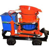 Buy cheap China new airless paint spraying machine for sale, Model HPZ-5 concrete dry sprayer product