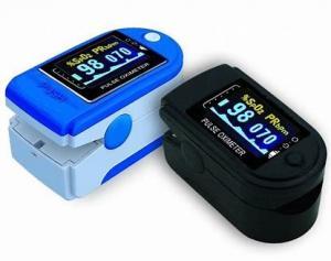 Buy cheap Oxygen 250bpm ABS Pulse Fingertip Oximeter AAA Batteries product