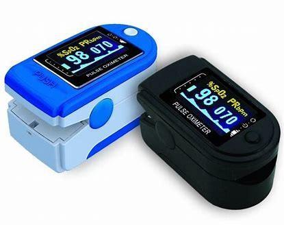 Buy cheap Oxygen 250bpm ABS Pulse Fingertip Oximeter AAA Batteries from wholesalers