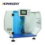 Buy cheap ISO Plastic Testing Machine / Izod Impact Test Machine Charpy Impact Test Equipment from wholesalers