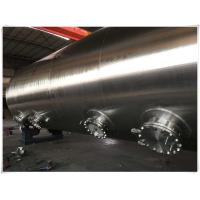 Buy cheap 80 Gallon Vertical Air Compressor Reserve Tank Replacement For Water Treatment System product