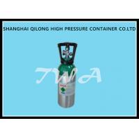 High Pressure Aluminum Gas Cylinder 5L Safety Gas Cylinder for Medical use