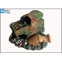 Buy cheap Broken Box Handcraft  Fish Aquarium Craft With Jewelry And Vase For Fish Tank Decorations from wholesalers