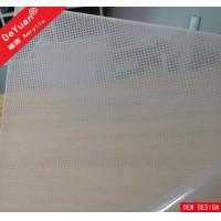 Buy cheap 5mm Light Guide Panel Fluorescent Light Diffuser Sheet High Purity from wholesalers