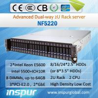 Buy cheap Rack Server NF5220 -2U,2*socket,E5600(OEM) from wholesalers
