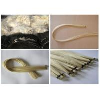 Buy cheap 32-42 Inch Genuine Mongolian Violin Bow Hair Natural White Color product