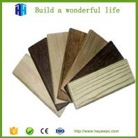 Buy cheap Products list wood plastic composite wall panel wpc wall cladding outdoor from wholesalers