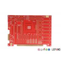 Buy cheap 4 Layers Communication PCB ENIG PCB Circuit Board for Telecom Equipments product