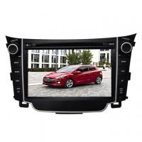 Buy cheap Special Hyundai I30 car DVD player with USB SD Radio Chinese factory from wholesalers