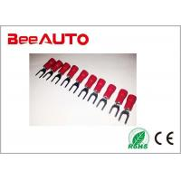 Buy cheap SV1.25-3.5 Red Furcate Type Insulated Fork Terminal 19A Fireproof Resistant from wholesalers