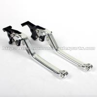 Buy cheap CNC Long Standard Motorcycle Brake Clutch Lever For Aprilia RSV4 Tuono from wholesalers