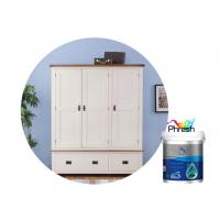 Buy cheap Impact Resistance Water Based Wood Varnish Paint Two Component Anti Water from wholesalers
