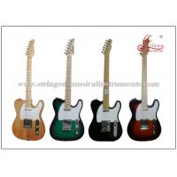 Buy cheap Maple Fingerboard Music Electric Guitar Solid Wood TL Style Standard Series from wholesalers