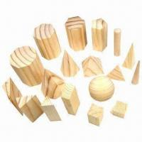 Buy cheap Geometric Shapes Block/Mathematics Toys, Packed in Color Box from wholesalers